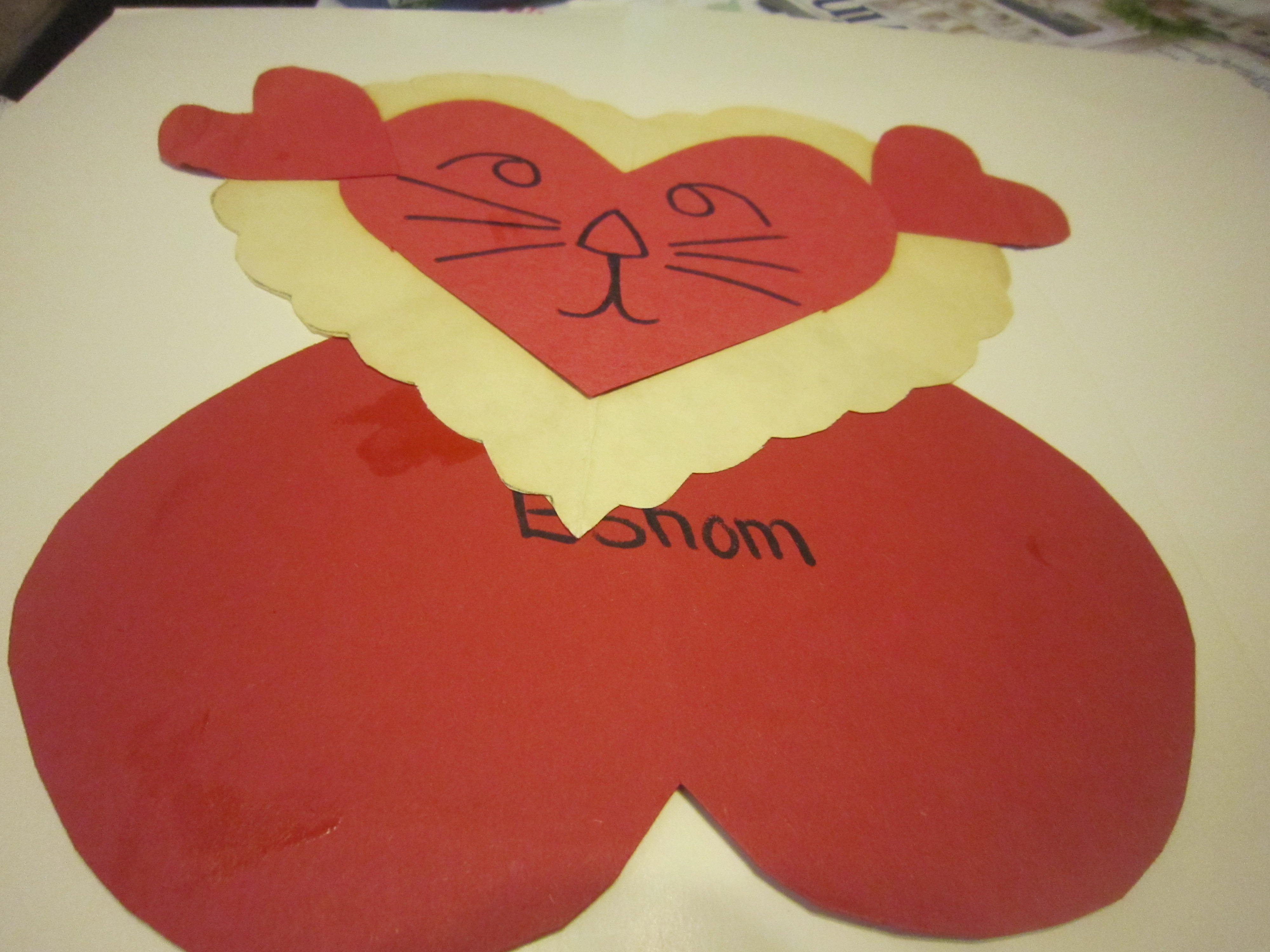 Valentine s day unit ideas for preschool and kindergarten for Valentine crafts for preschool